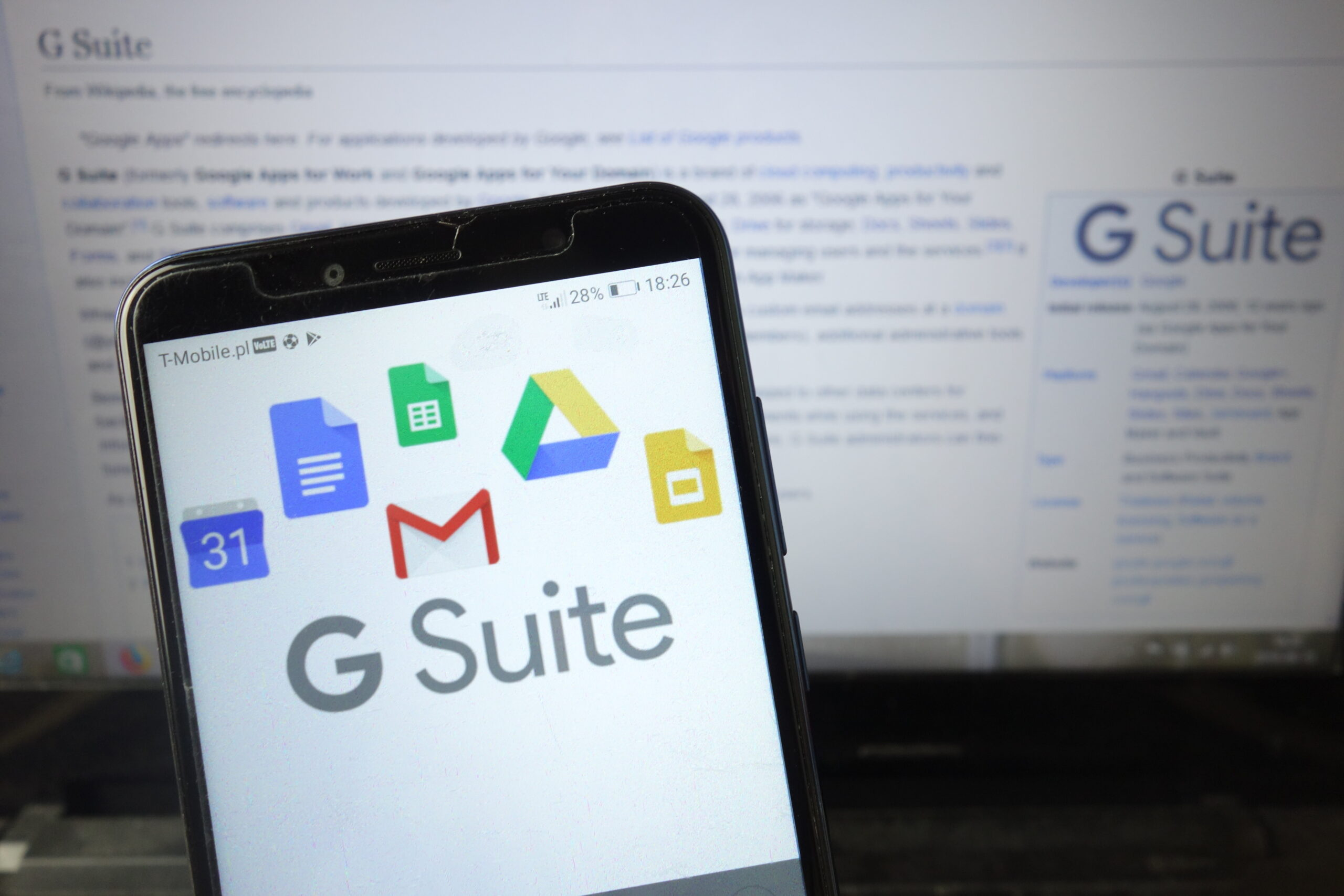 G suite editorial use onl;y