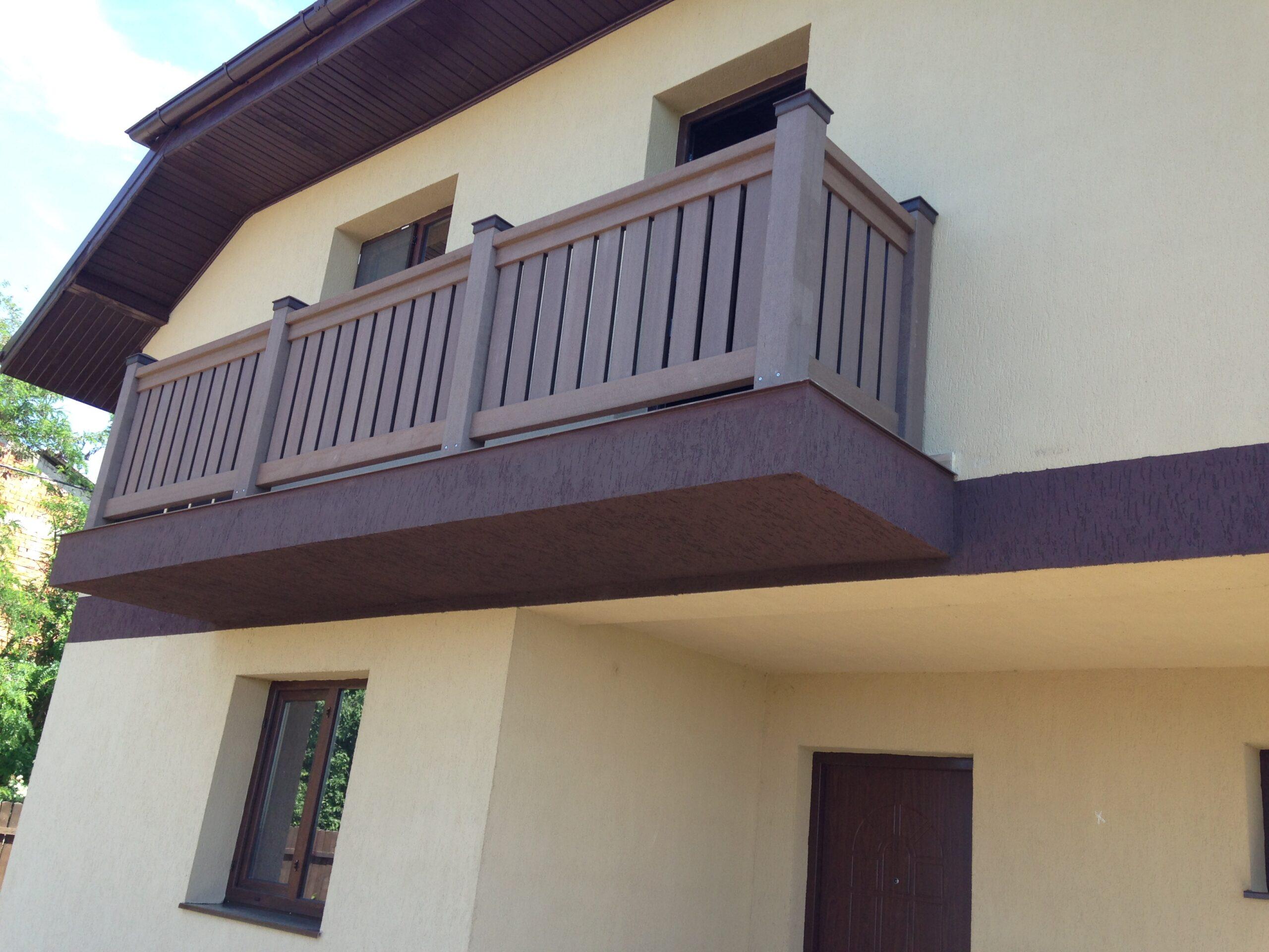 Balcon WPC Bencomp