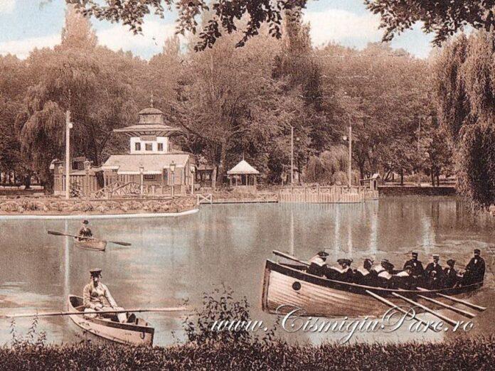 istoria parcului Cismigiu